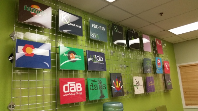 dab, t-shirts marijuana denver