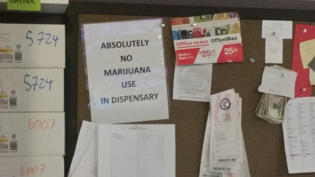 No public cannabis use