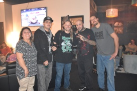 Some of the people who ran the show. Come by next Thursday for a night of RNR made possible by some of these folks.