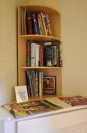 Lending library.