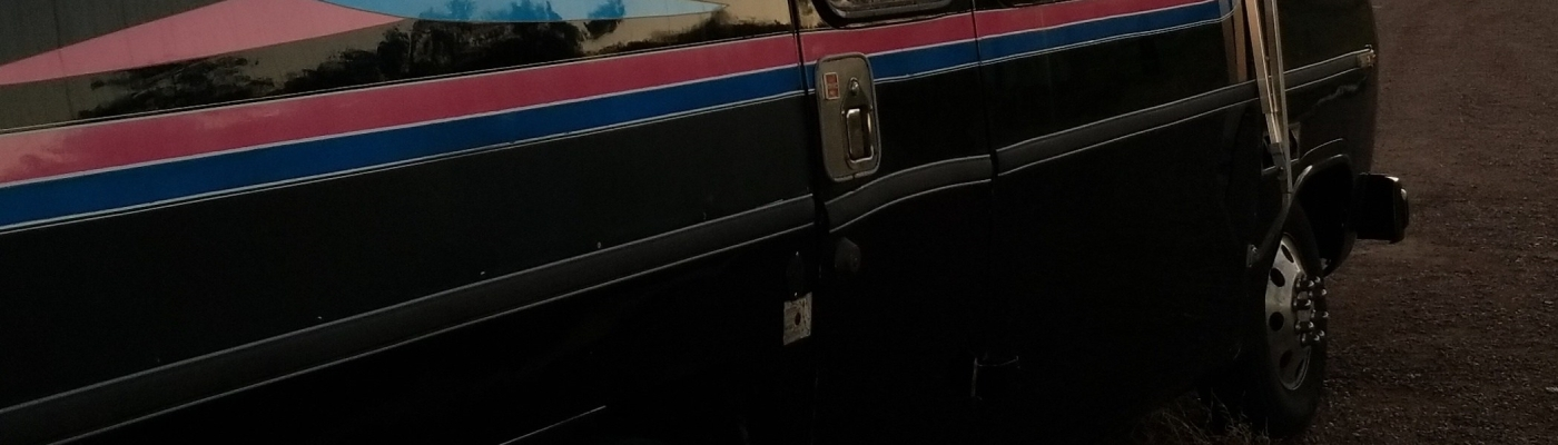1973 GMC RV