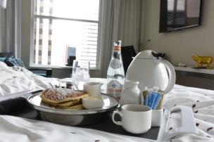 Breakfast at Renaissance Denver