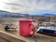 Vanabus at Taos Airbnb