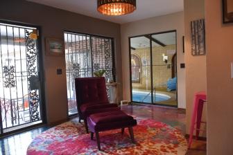 Albuquerque Airbnb indoor pool