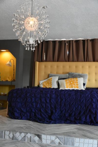 Airbnb condo in Albuquerque